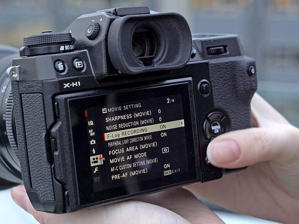 دوربین فوجی X-H1 مجله عکس نوریاتو