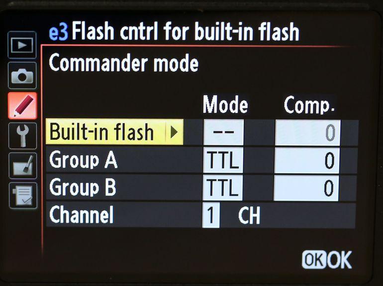 نورسنجی Creative Lighting System نیکون