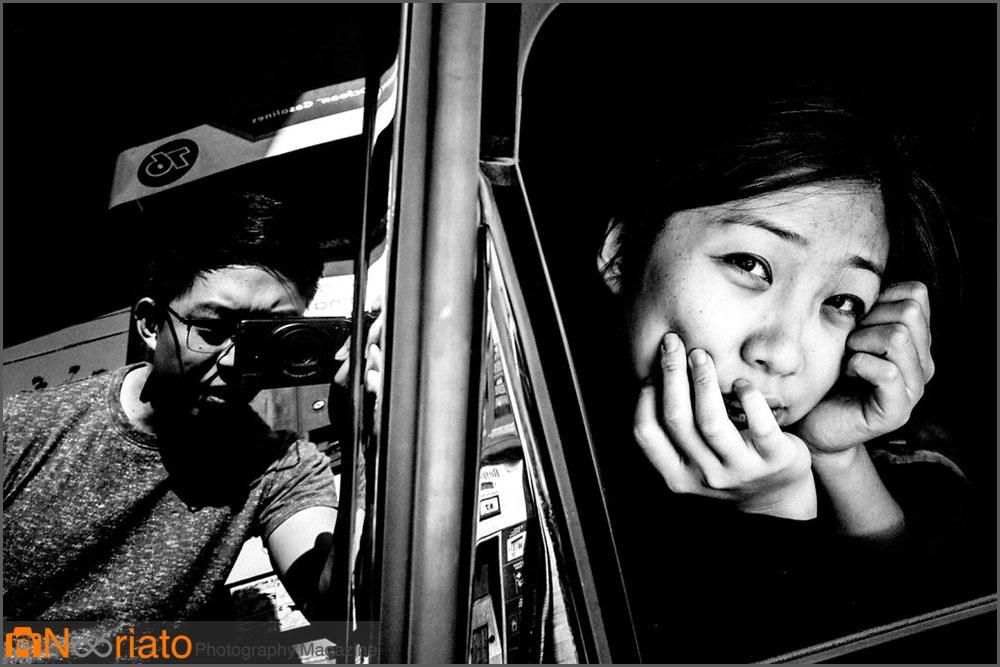 عکاسی خیابانی اریک کیم مجله عکس نوریاتو