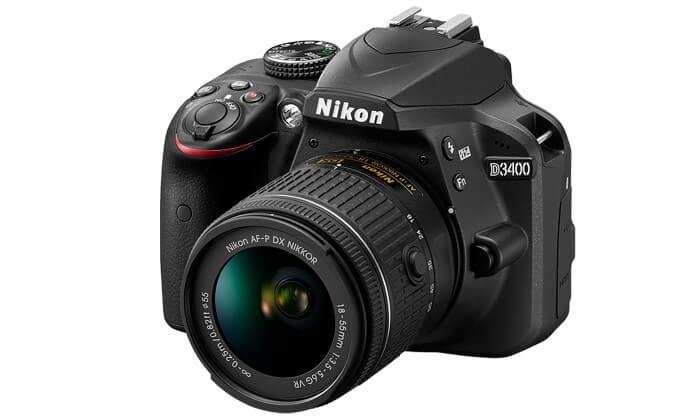 کار با دوربین عکاسی آماتور نیکون D3400 (بخش اول)