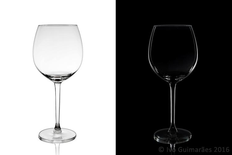 آموزشی: نحوهی عکاسی از ظروف شیشهای و بلورین با پسزمینهی سفید