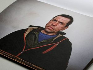 دونالد وبر اتاق بازجویی مجله عکس نوریاتو