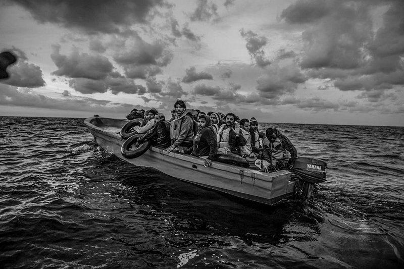 «مقصد: اروپا» مجموعه عکس جیسون فلوریو