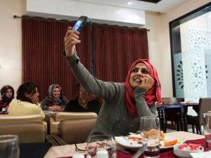 دختران غزه عکسهای مونیک ژک