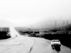 نیروان رضایی آبستره در جاده