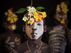 گلهای اتیوپی - عکسهای رابین یانگ