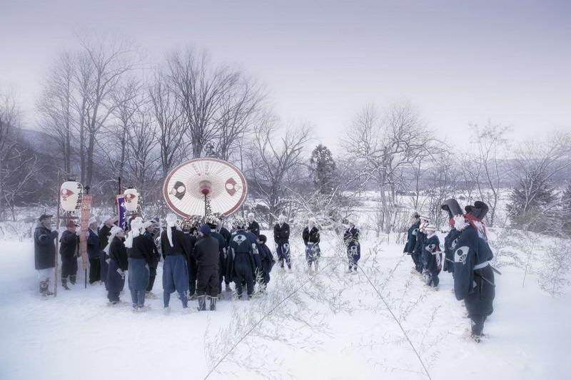 زایدو؛ روز پایکوبی - عکس : یوکاری چیکورا