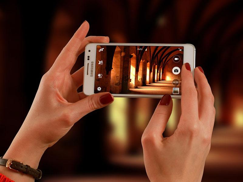 چرا عکاسی با موبایل؟