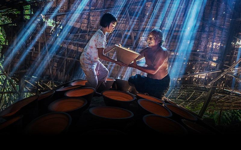 فراخوان رقابت بینالمللی عکاسی CGAP