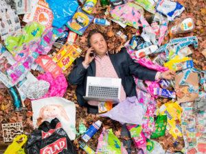 زباله هفت روزه؛ پروژه عکاسی گرگ سگال