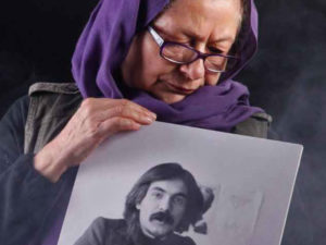 ناگفتههای هنگامه گلستان از کاوه گلستان مجله عکس نوریاتو