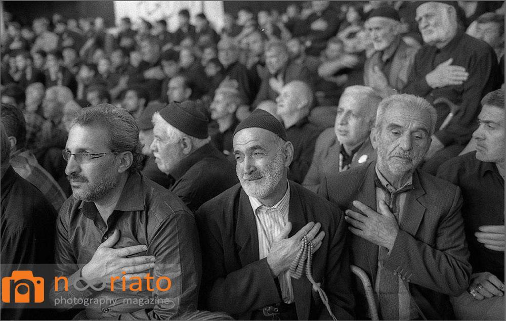 حصار خروان آرمین کرمی مجله عکس نوریاتو