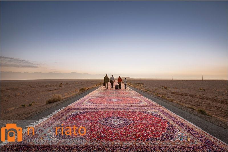 جلال سپهر مجله عکس نوریاتو