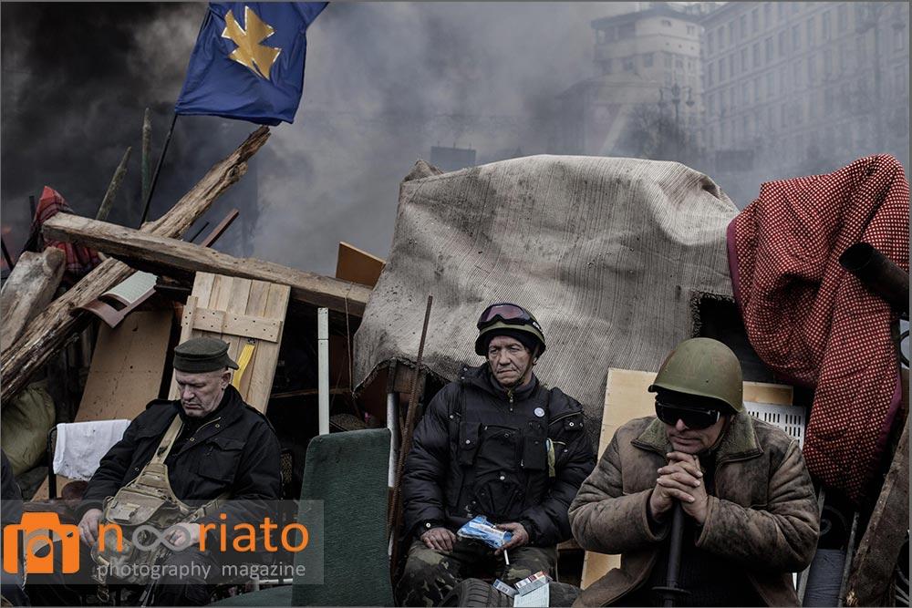 جروم سسینی مجله عکس نوریاتو