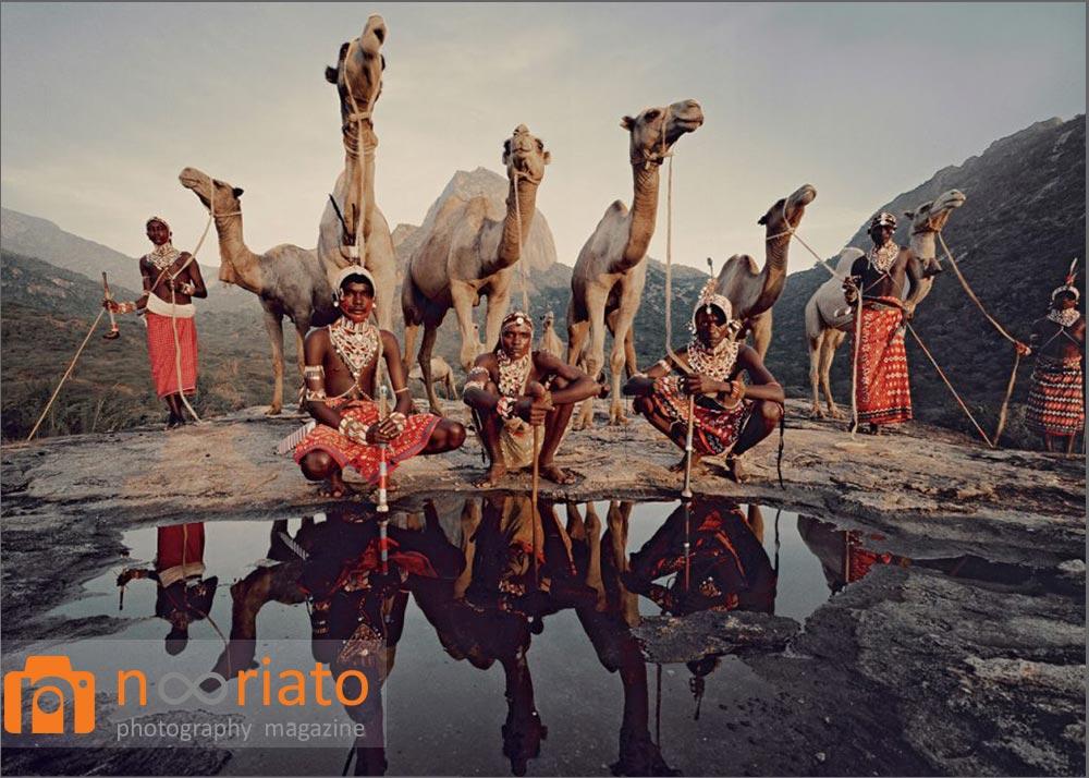 جیمی نلسون مجله عکس نوریاتو