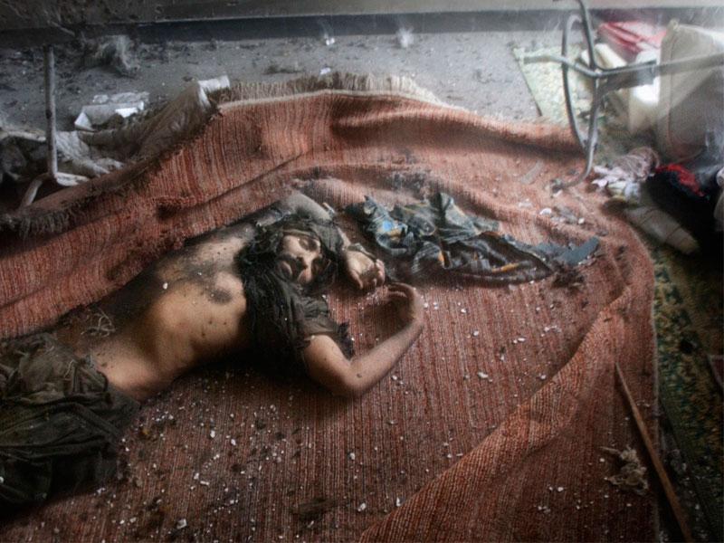 عکاسی زیر آتش: مارکو دی لائورا
