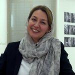 آناهیتا قبائیان گالری راه ابریشم مجله عکس نوریاتو