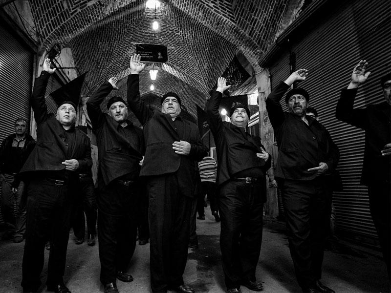 پیشنهاد سفر: مراسم عزاداری در بازار تاریخی تبریز