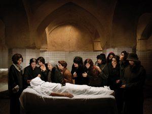 به روایت یک شاهد عینی آزاده اخلاقی مجله عکس نوریاتو