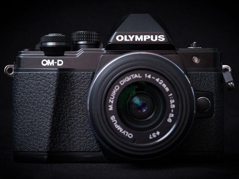 دوربین های بدون آینه های برتر: Olympus OM-D E-M10 II