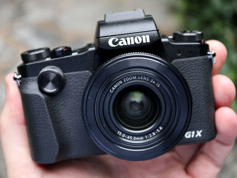 بررسی اولیه Canon G1 X Mark III