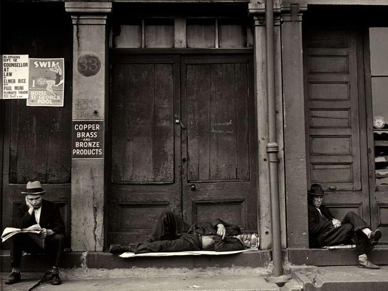 واکر اوانز؛ عکاس دوران رکود بزرگ
