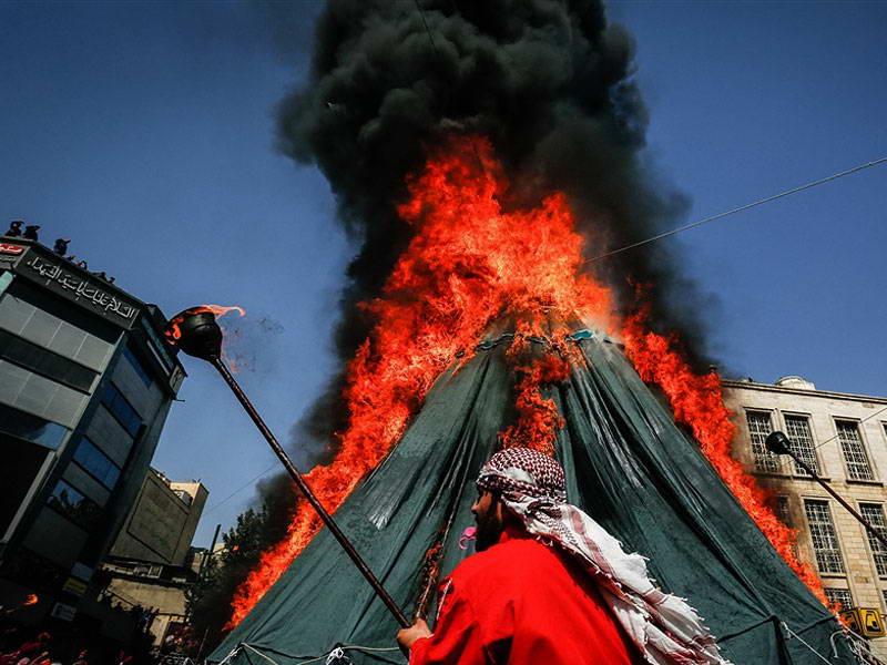 عکسهای برگزیده ایران؛ نهم مهرماه