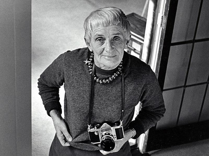 عکاسی مستند با دوروتا لنگ- ۵ و پایانی
