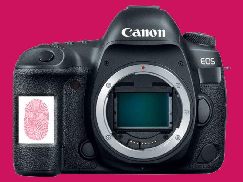 آیا شناسایی اثرانگشت به دنیای دوربینهای جدید راه پیدا میکند؟