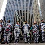 راهپیمایی زنان علیه ترامپ مجله عکس نوریاتو