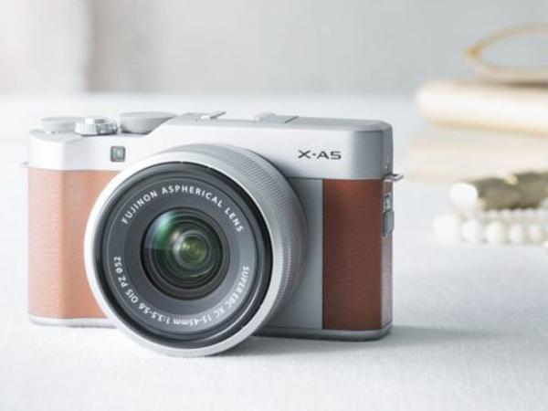 دوربین جدید فوجی با قیمت مناسب و اتوفوکوس سریع