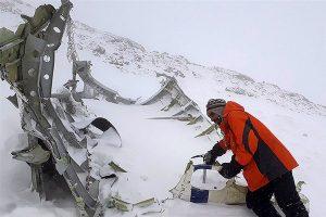 سقوط هواپیمای ATR مجله عکس نوریاتو