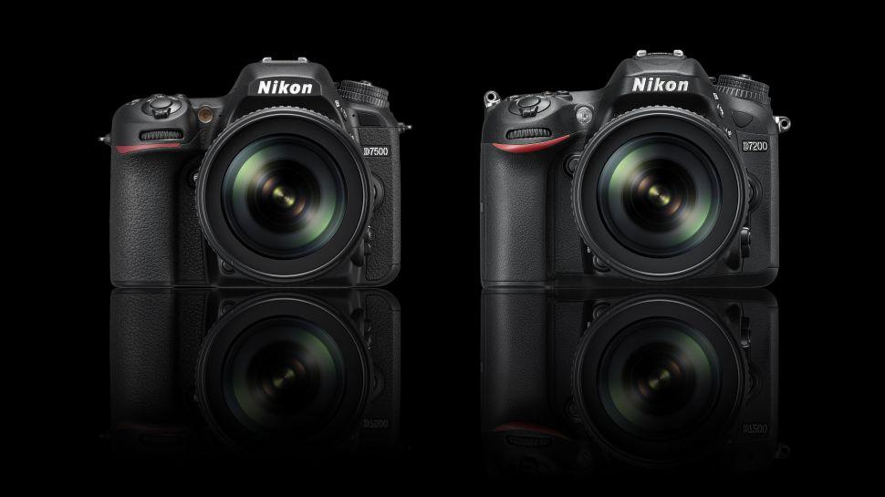 مقایسه نیکون D7200 در برابر Nikon D7500