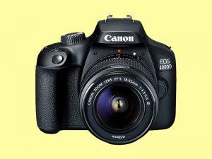 دوربین کانن 4000D مجله عکس نوریاتو