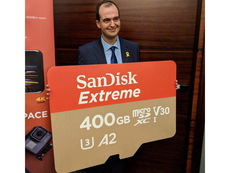 سریعترین کارت حافظهی microSD معرفی شد