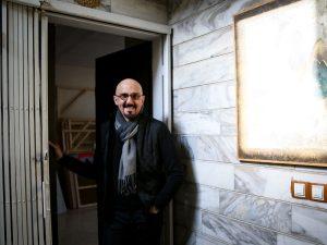 بهنام کامرانی مجله عکس نوریاتو