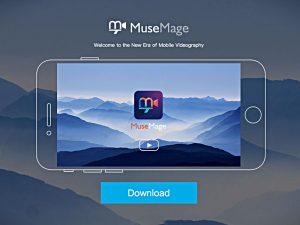 اپلیکیشن MuseMage مجله عکس نوریاتو