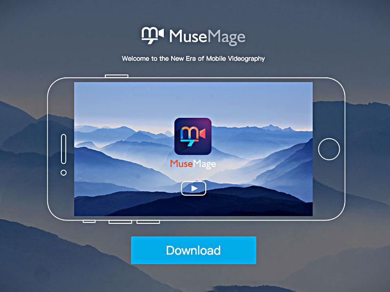 با اپلیکیشن MuseMage حرفه ای عکاسی کنید