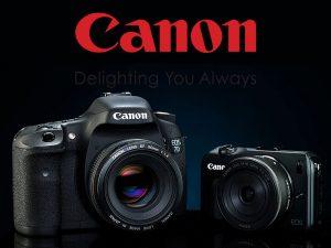 دوربین بدون آینهی جدید کانن