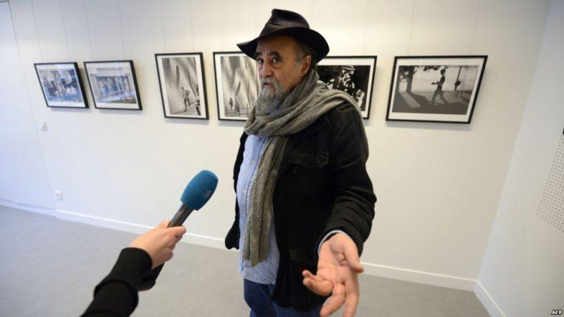 عباس عطار، عکاس اسطوره ای مستند درگذشت