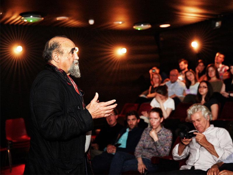 حسن سربخشیان: عکاسان مطبوعاتی ایران وامدار نگرش عباس بودند