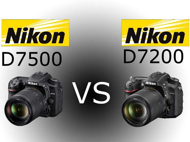 نیکون D7200 در برابر Nikon D7500؛ کدام را انتخاب کنیم؟