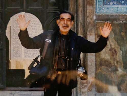 کامران عدل: کاوه گلستان به عشق من، عکاس شد