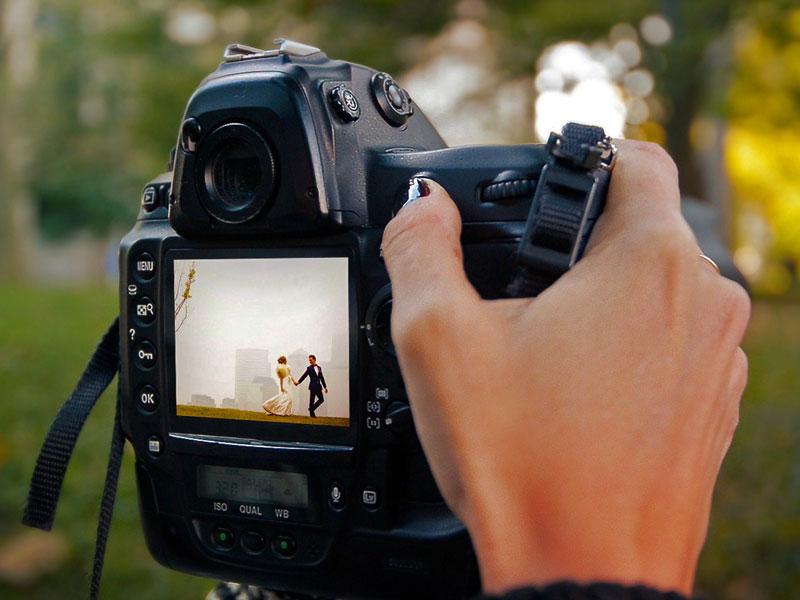 بهترین لنزهای نیکون برای عکاسی عروسی