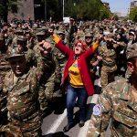 پیروزی اراده مردم در ایروان ارمنستان مجله عکس نوریاتو