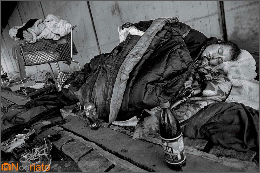 عکاسی مستند جیمز نچوی مجله عکس نوریاتو