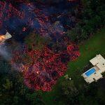 آتشفشان کیلاویا در هاوایی مجله عکس نوریاتو