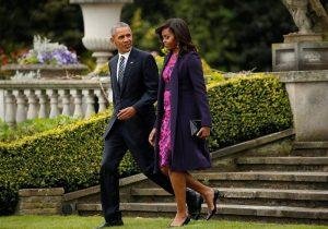 باراک و میشل اوباما مجله عکس نوریاتو