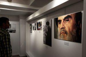نمایشگاه عکس از او که میگویم مجله نوریاتو