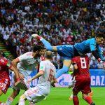 عکسهای مسابقه ایران و اسپانیا مجله نوریاتو